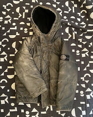 Stone Island Junior Reflective Jacket