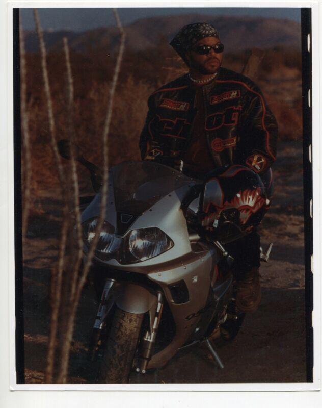 Ice Cube-8x10-Color-Photo-Still-NM