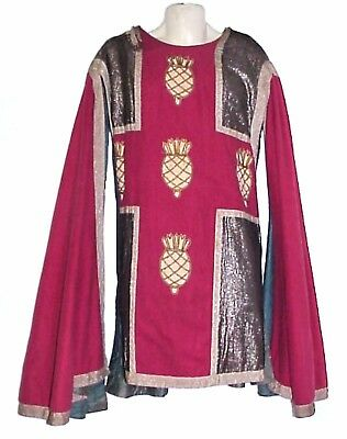Medieval Renaissance Tabard 3 Musketeers Robin Hood Western Costume Company](3 Musketeers Costume)