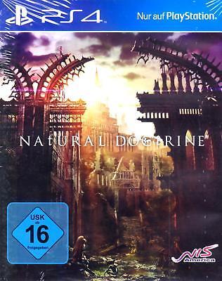 Natural Doctrine PS4 / PS4 PRO NEU (Ps4 Natural Doctrine)