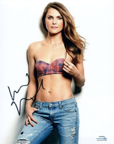 Keri Russell Signed Autographed 8x10 Photo Star Wars The Rise of Skywalker ACOA