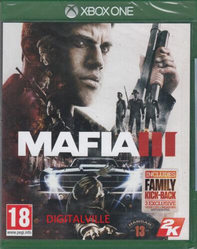 Mafia III Xbox One 49665