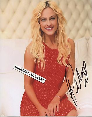 Peta Murgatroyd  Dancing With The Stars  In Person Signed 8X10 Photo 1  Proof