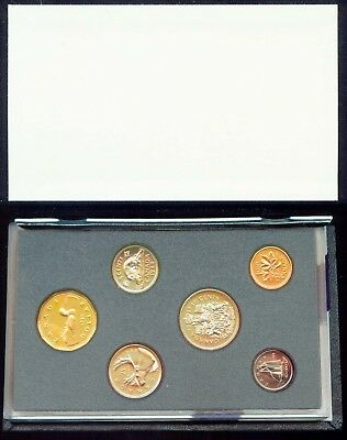 WORLD COINS CANADA 1988 CANADA PROOF SET (2G461)