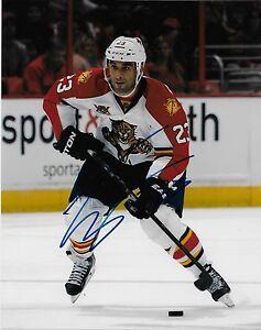 Autographed-Scott-Gomez-Florida-Panthers-8x10-Photo