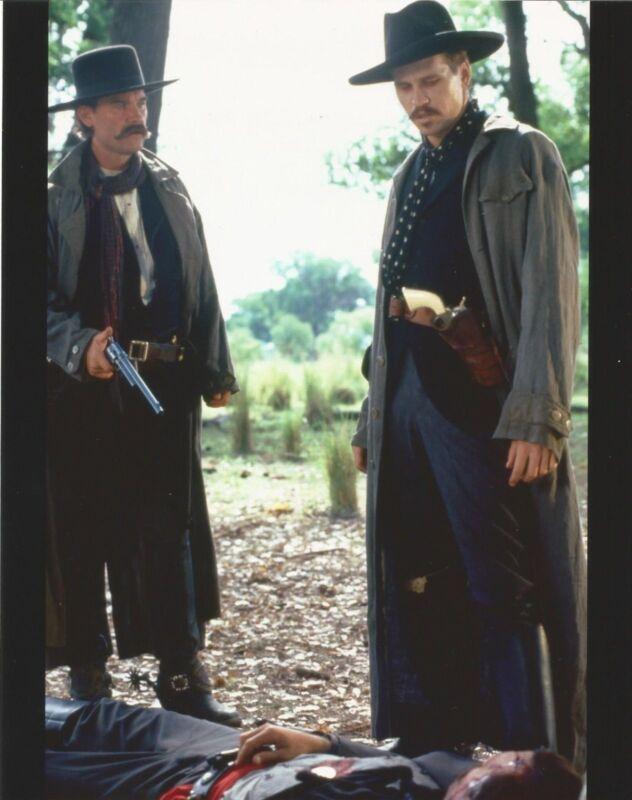 Holliday Tombstone Actors Fampus 8x10 Photo Print