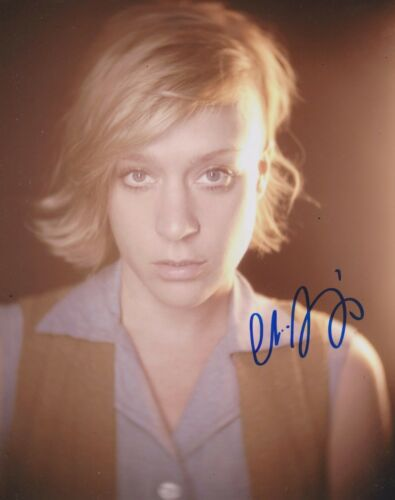 Chloe Sevigny Signed American Horror Story 10x8 Photo AFTAL