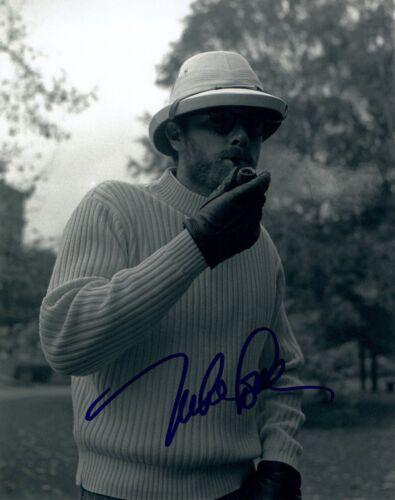 Mike Love Signed Autographed 8x10 Photo The Beach Boys Smoking Pose COA