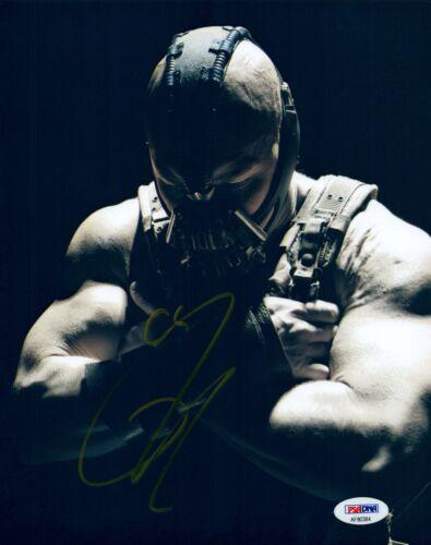 Tom Hardy Signed Autographed 8x10 Photo Bane The Dark Knight Rises PSA/DNA COA