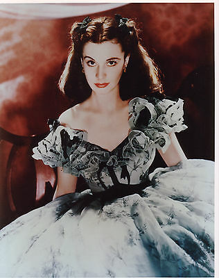 GONE WITH THE WIND VIVIEN LEIGH AS SCARLETT O'HARA GREAT PHOTO