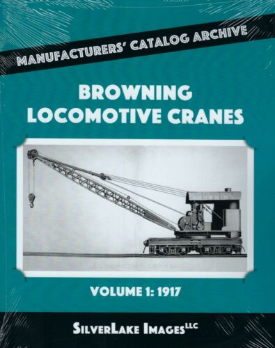 Browning Locomotive CRANES from Manufacturers