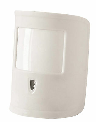 PIR PET Detector, Haustierfreundlicher Bewegungsmelder für Funk Alarmsysteme