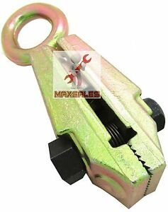 New 5 TON Frame Back Self-Tightening grips & auto Body Repair Pull Clamp