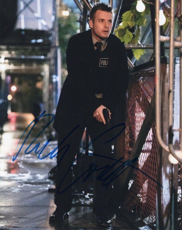 Rick Cosnett The Vampire Diaries Signed 8x10 Photo w/COA #2
