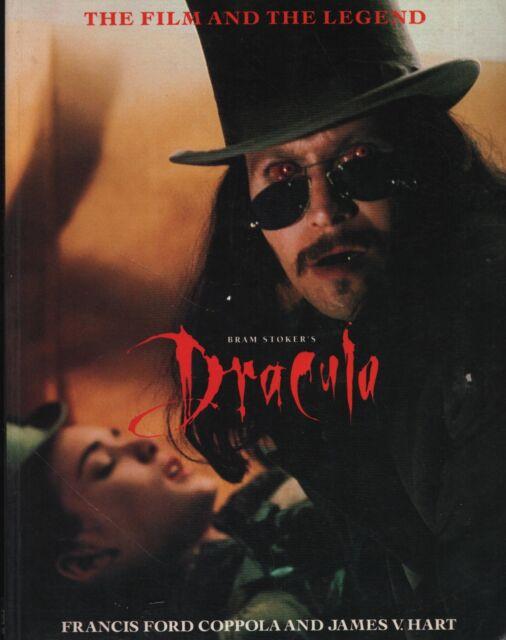 "FRANCIS FORD COPPOLA & JAMES V. HART - "" BRAM STOKER'S DRACULA"" - SCRIPT (1992)"