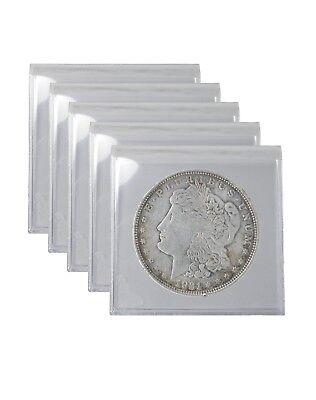 1921 Silver Morgan Dollar Cull Lot of 5 S$1 Coins