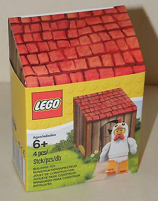 *NEU* Lego OSTERN 5004468  MANN IM HÜHNER-KOSTÜM - Kostüm Aus Pappe