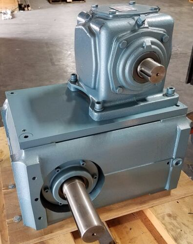 NEW CAMCO FERGUSON INDEX DRIVE WITH MORSE TOP MOUNT GEAR BOX