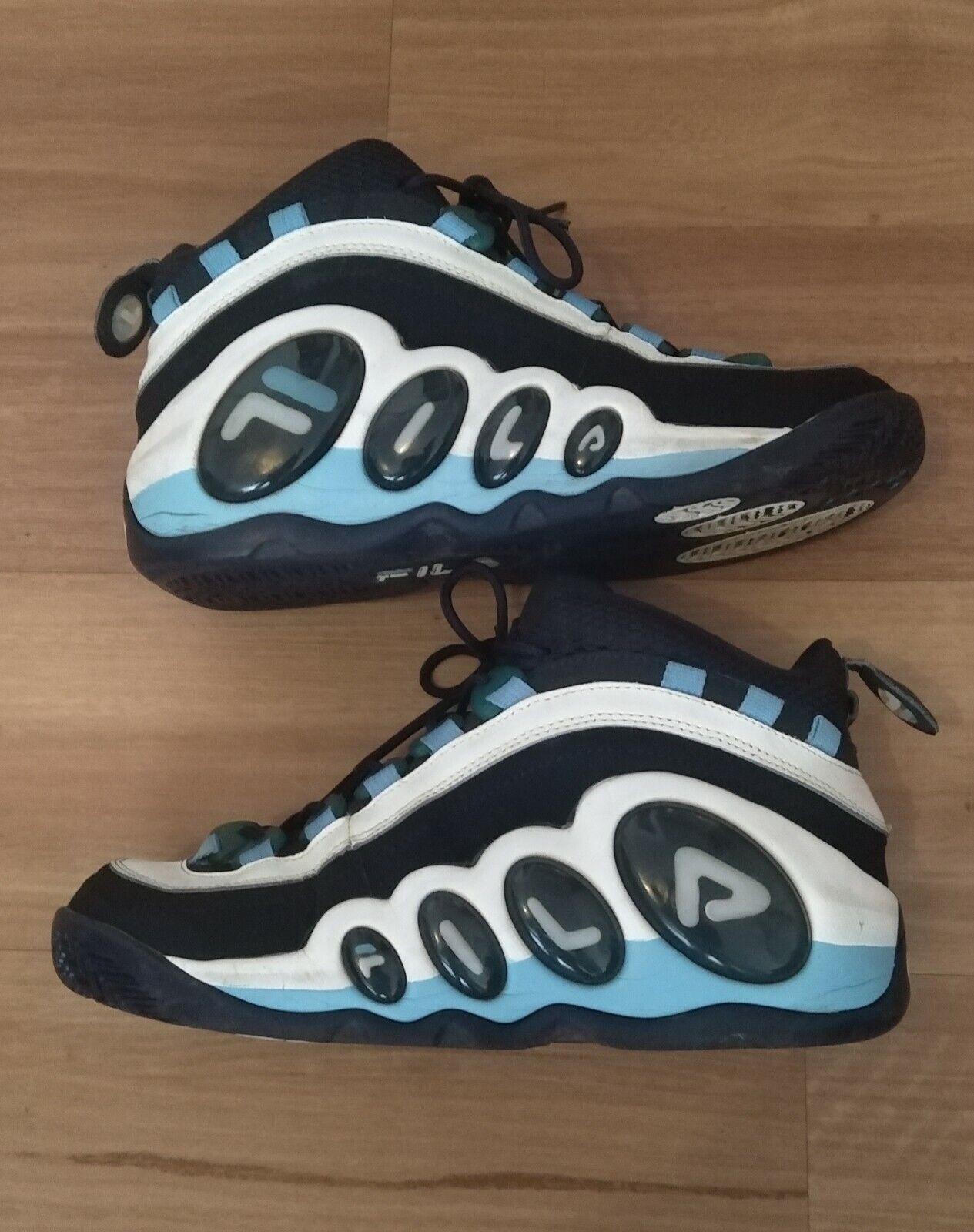 Fila sneakers for men Bubbles Navy white