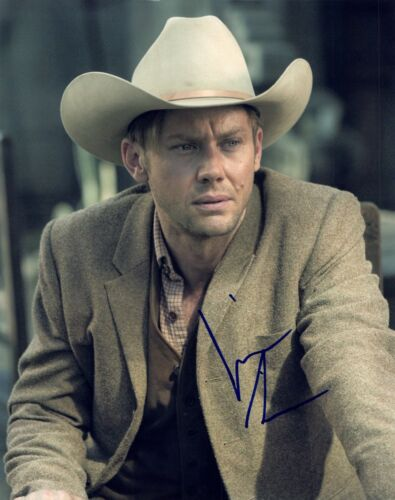 Jimmi Simpson Signed Autographed 8x10 Photo WESTWORLD Actor COA AB