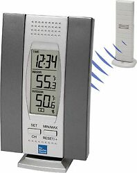 WS-7013TWC-IT La Crosse Technology TWC Wireless Thermometer with TX29U-IT Sensor