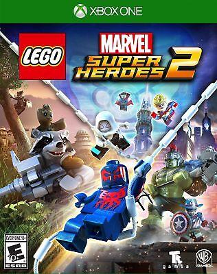 LEGO: Marvel Super Heroes 2 (Xbox One) comprar usado  Enviando para Brazil