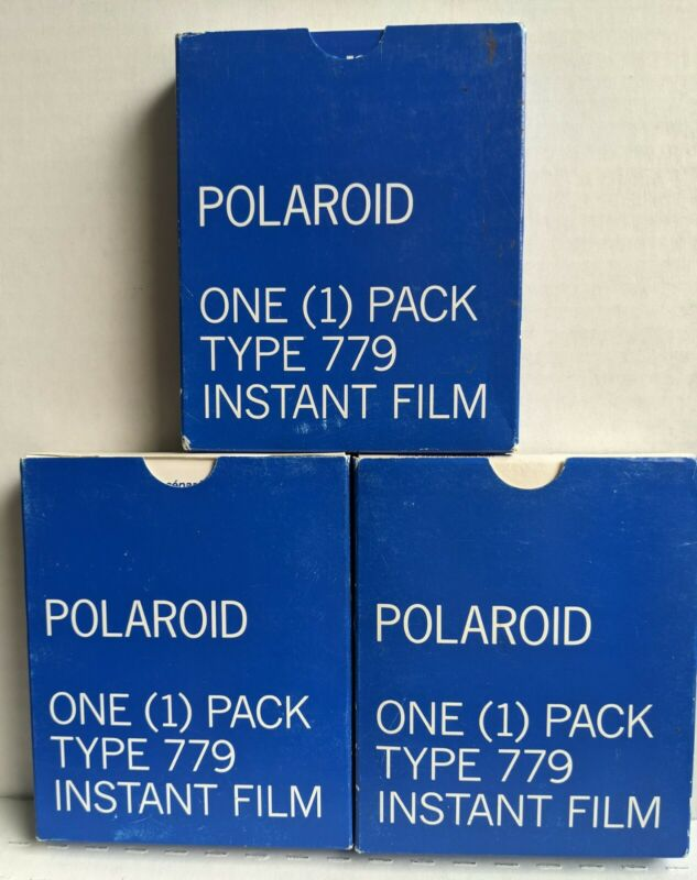 Polaroid Type 779 Instant Film SOLD By Urban Outfitters. SEALED SOLD AS IS