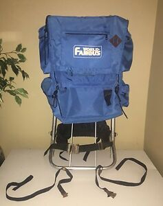 ExternalI Frame 'World Famous' Back Pack