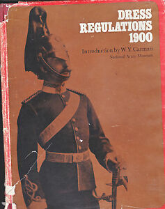 Dress regulation regolamento 1900 esercito inglese - Italia - Dress regulation regolamento 1900 esercito inglese - Italia