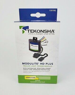 Tekonsha 119190 Modulite HD Plus Trailer Light Power Module - -