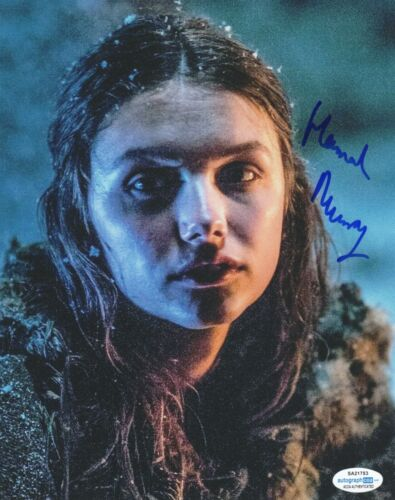Hannah Murray Game of Thrones Autographed Signed 8x10 Photo ACOA 2020-7