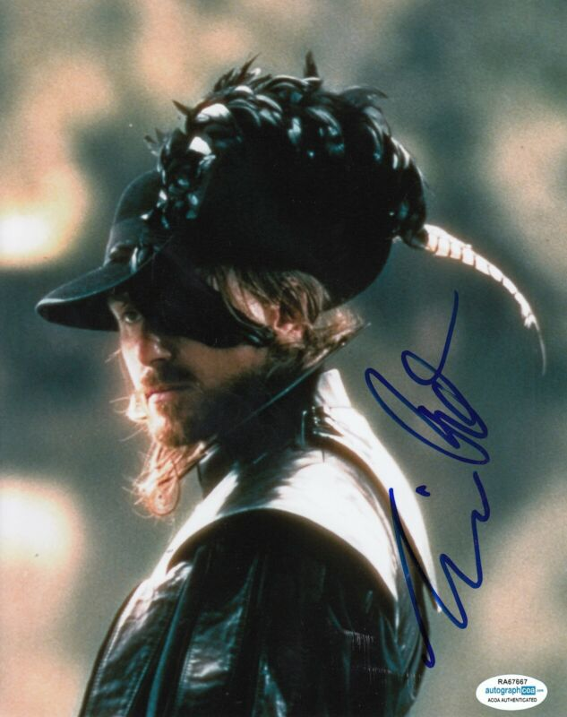 TIM ROTH signed (THE MUSKETEER) *Febre* 8X10 photo ACOA Authenticated