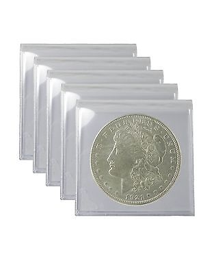 1921 Silver Morgan Dollar VG+ Lot of 5 S$1 Coins