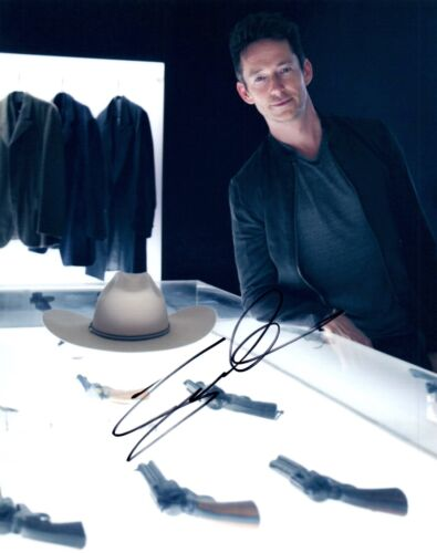 Simon Quarterman Signed Autographed 8x10 Photo Westworld Actor COA