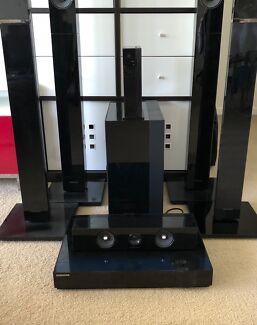 Samsung 5.1 Blu-Ray Home Entertainment Surround Sound System