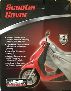 Scooter cover - medium size - perfect condition