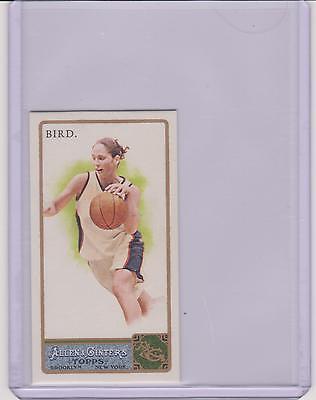 RARE 2011 ALLEN & GINTER SUE BIRD MINI A&G BACK BASKETBALL CARD #190 ~ WNBA