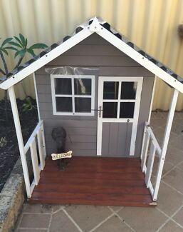 Wood Works Outdoor Cubby House