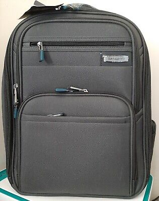 SAMSONITE Business Premier II 2 Backpack CHARCOAL 21.9L H44.5xW31.1xD15.8CM NWT