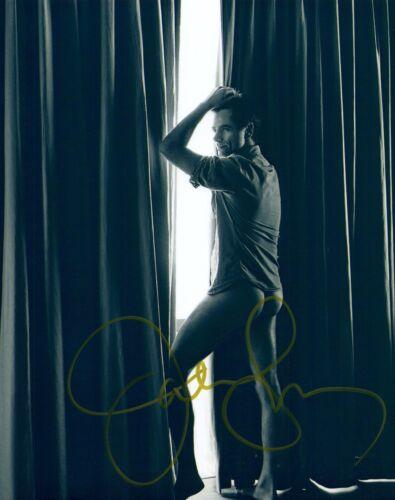 John Stamos Signed Autograph 8x10 Photo FULL HOUSE Actor Sexy Pose COA