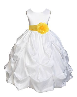 COMMUNION BAPTISM EASTER CHRISTMAS HOLIDAY WEDDING BRIDAL WEDDING NEW GIRL DRESS](Girl First Communion Dresses)