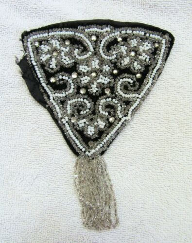 Sioux Indian Beads Beaded Beadwork Decorative Chevron Ceremonial Pow Wow Patch