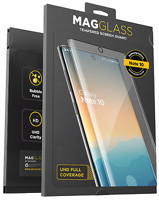 Samsung Galaxy Note 10 Tempered Glass Screen Protector In Sc