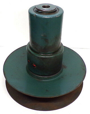 Reeves Variable Speed Pulley Sheave 1 38 Bore Od 12 Face Width 2 34