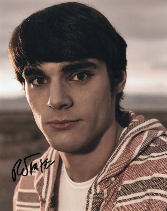 RJ Mitte Breaking Bad Walter White Jr. Signed 8x10 Photo w/COA #16