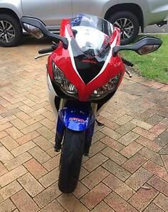 2009 Honda CBR1000RR FireBlade - HRC tricolour special edition Belrose Warringah Area Preview