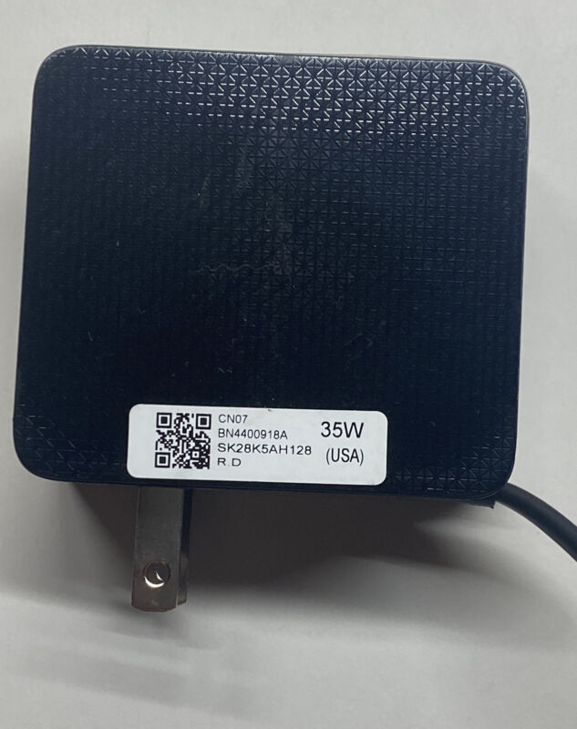 Samsung OEM BN44-00918A / A3514_MPNL AC/DC Power Adapter 35W 14V