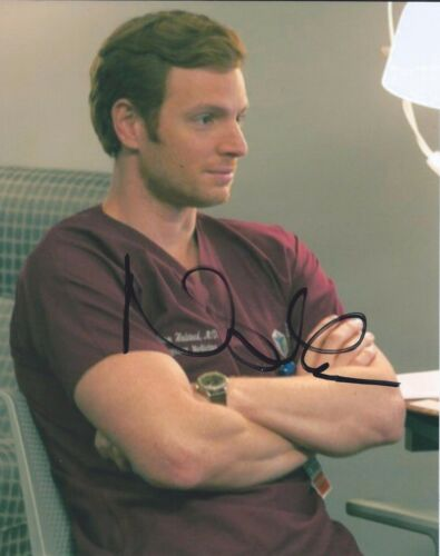 Nick Gehlfuss Signed Autographed 8x10 Photo Chicago Med A