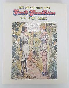 Die Abenteuer Der Sweet Gwendoline - John Willie 1974 Hardcover / Erotik , BDSM
