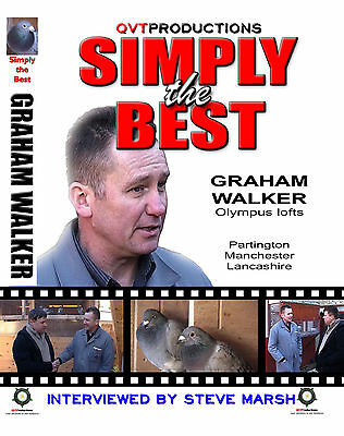 GRAHAM WALKER RACING PIGEON DVD